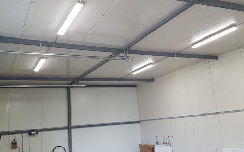 Garažo apšvietimas